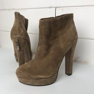 BCBGENERATION Pump Ankle Booties